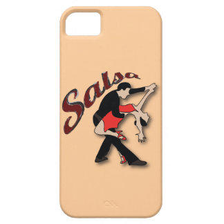Hot Salsa Dancing iPhone Case