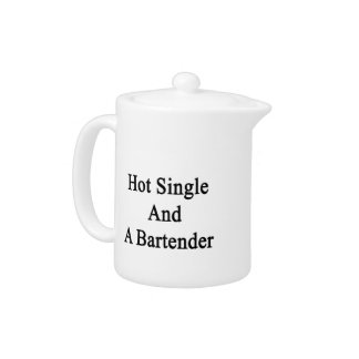 Hot Single And A Bartender