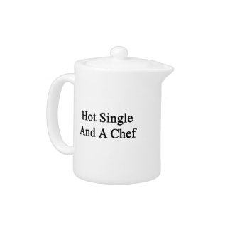 Hot Single And A Chef