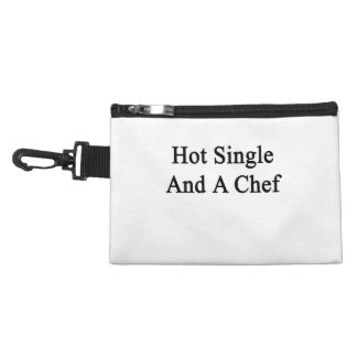 Hot Single And A Chef Accessory Bags