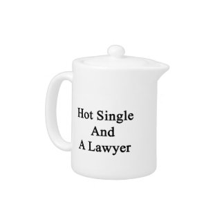 Hot Single And A Lawyer