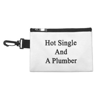 Hot Single And A Plumber Accessories Bag