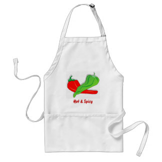 Hot & Spicy Standard Apron
