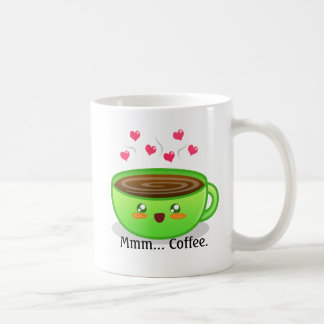 Hot Steamy Coffee Mug