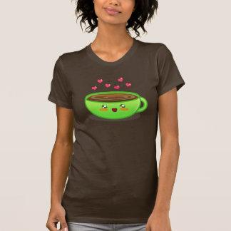Hot Steamy Coffee T-Shirt