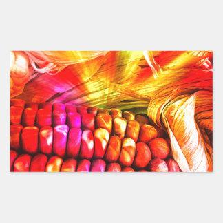 hot striped maize