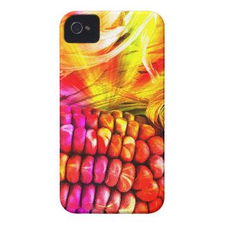hot striped maize iPhone 4 case