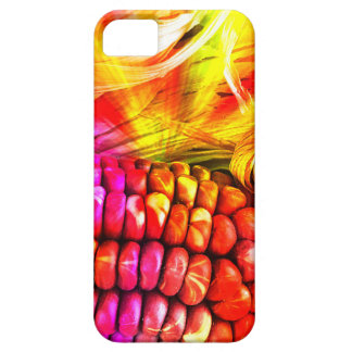 hot striped maize iPhone 5 cases