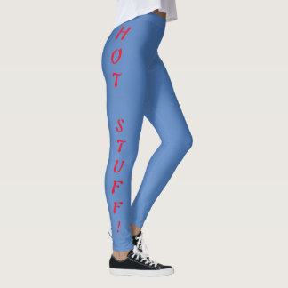 """HOT STUFF!"" Leggings"