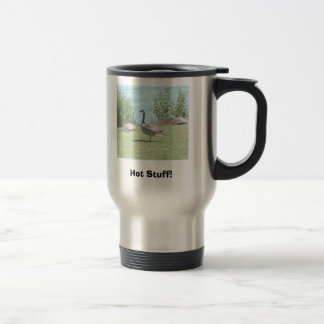 Hot Stuff! Travel Mug