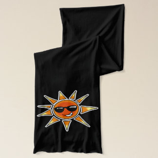 hot summer sun scarf