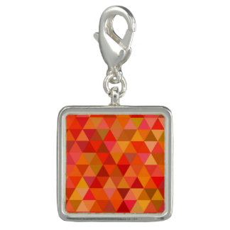 Hot sun triangles charms