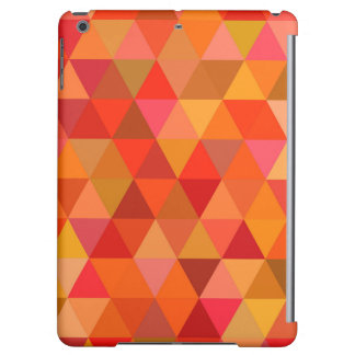 Hot sun triangles cover for iPad air