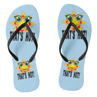Hot.Sunshine  Adult, Slim Straps Flip-flops Flip Flops