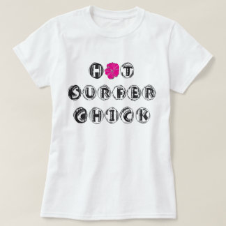 Hot Surfer Chick T-Shirt