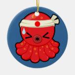 Hot Tako Christmas Tree Ornament