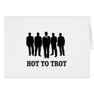 hot to trot card