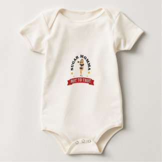 hot to trot sm baby bodysuit
