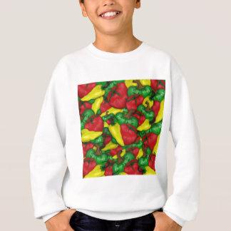 Hot Tomato Peppers Sweatshirt
