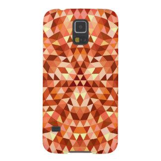 Hot triangle mandala galaxy s5 cover