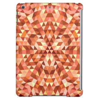 Hot triangle mandala iPad air cover