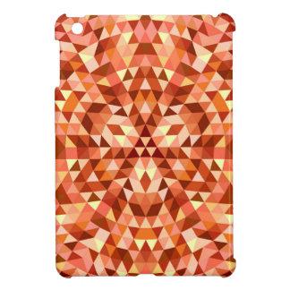 Hot triangle mandala iPad mini covers