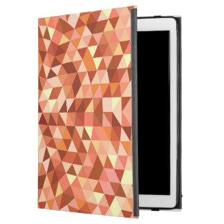"Hot triangle mandala iPad pro 12.9"" case"