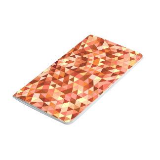 Hot triangle mandala journals