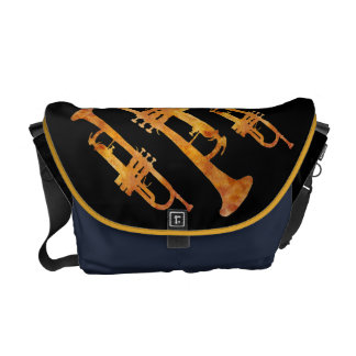 Hot Trumpets Messenger Bag