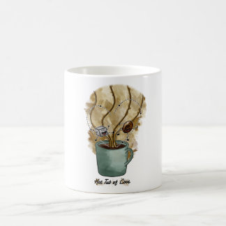 Hot Tub of Love Coffee Mug