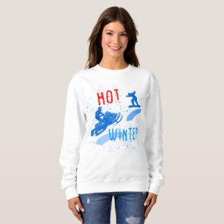 Hot Winter funny Sweatshirt