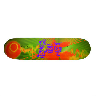 hot wired skateboard decks