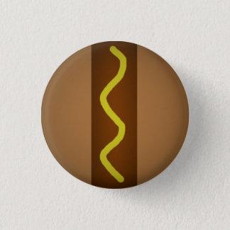HotDog 1 Inch Round Button