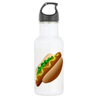 Hotdog 532 Ml Water Bottle