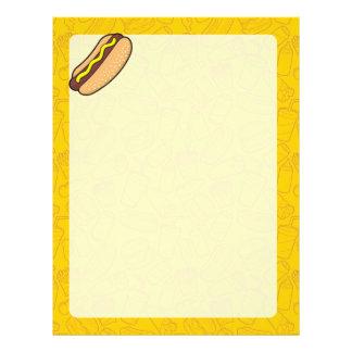 Hotdog Custom Flyer