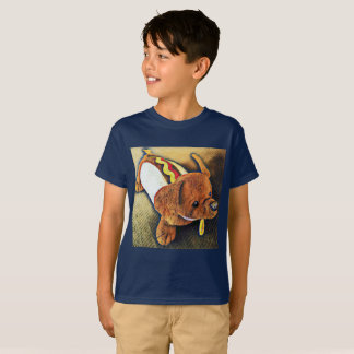 Hotdog Dog T-Shirt