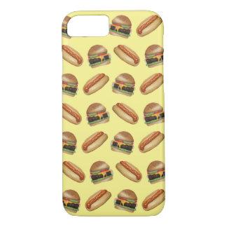 Hotdog & Hamburger Phone Case