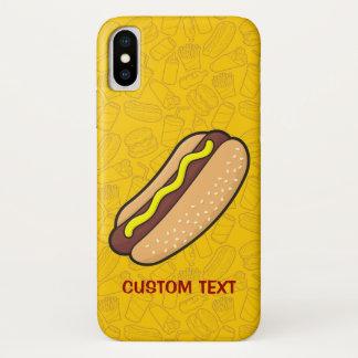 Hotdog iPhone X Case