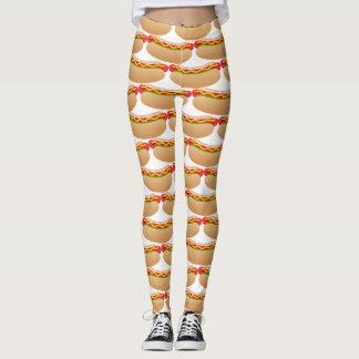 Hotdog Leggings  #julynationalhotdogmonth
