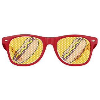 Hotdog Party Sunglasses