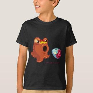 Hotdogtopus Hotdog Octopus with Ketchup & Mustard T-Shirt