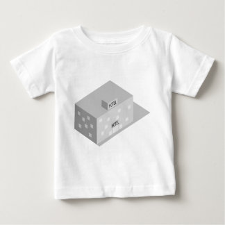 Hotel Building Baby T-Shirt