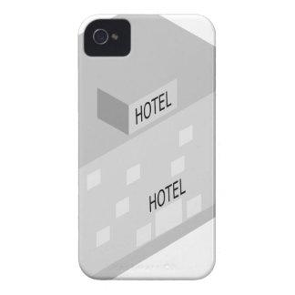 Hotel Building Case-Mate iPhone 4 Case