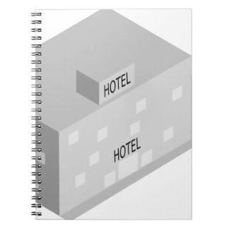 Hotel Building Notebook