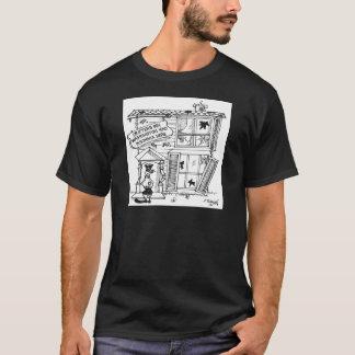 Hotel Cartoon 3442 T-Shirt
