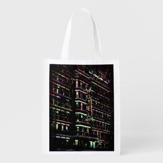 Hotel Chelsea New York Icon Re-Usable Grocery Bag