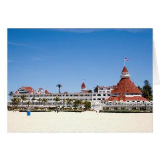 Hotel del Coronado9 Card