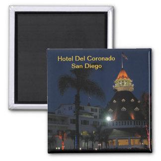 Hotel Del Coronado San Diego California Magnet