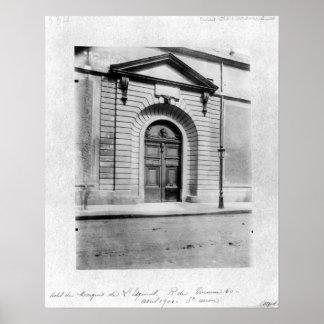 Hotel du Grand Veneur in Paris 60 rue de Print