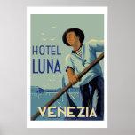 Hôtel Luna (Venezia Italie) Poster